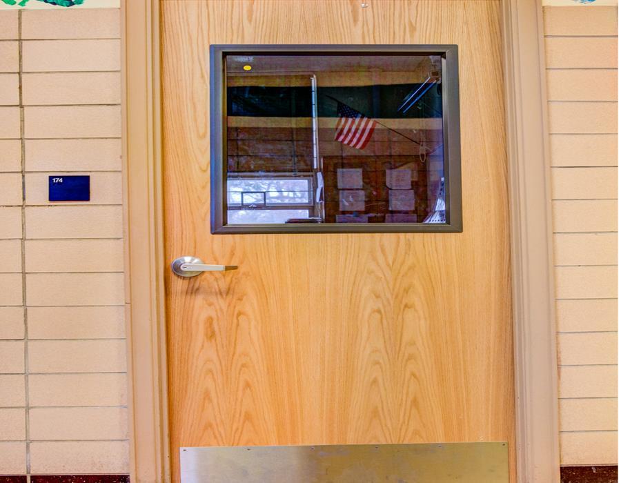 & Great Neck Middle School | Sunrise Door Solutions